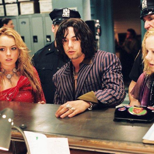 Bekenntnisse einer Highschool Diva / Lindsay Lohan / Adam Garcia / Alison Pill Poster