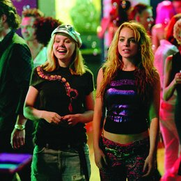 Bekenntnisse einer Highschool Diva / Lindsay Lohan / Alison Pill Poster