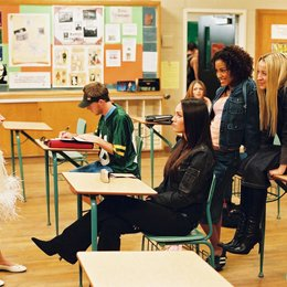 Bekenntnisse einer Highschool Diva / Lindsay Lohan / Megan Fox Poster