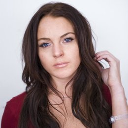 Ich weiß, wer mich getötet hat / Lindsay Lohan Poster