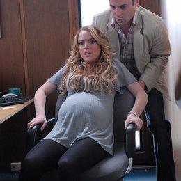 (K)Ein bisschen schwanger / Lindsay Lohan / Luke Kirby Poster