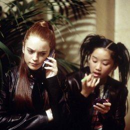 Lass dir was einfallen! / Lindsay Lohan / Brenda Song Poster