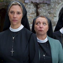 Rosamunde Pilcher: Die falsche Nonne (ZDF / ORF) / Carin C. Tietze / Manon Straché / Lisa Kreuzer Poster