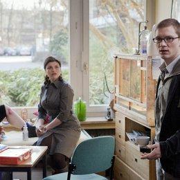 Bella Block: Der Fahrgast und das Mädchen (ZDF) / Jacob Matschenz / Katharina Wackernagel / Liv Lisa Fries Poster