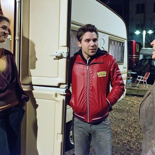 Tatort: Zirkuskind / Ulrike Folkerts / Hanno Koffler / Liv Lisa Fries Poster