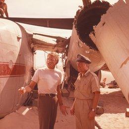 Flug des Phoenix, Der / Richard Attenborough Poster