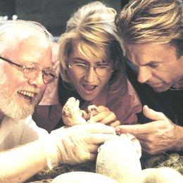 Jurassic Park / Sam Neill / Laura Dern / Richard Attenborough Poster