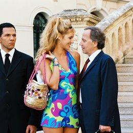Mädchen aus Monaco, Das / Roschdy Zem / Louise Bourgoin / Fabrice Luchini Poster
