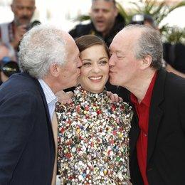 Jean-Pierre Dardenne / Marion Cotillard / Luc Dardenne / 67. Internationale Filmfestspiele von Cannes 2014 Poster