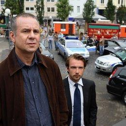 Lutter: Essen is' fertig (ZDF) / Joachim Król / Lucas Gregorowicz Poster