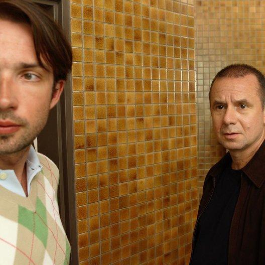 Lutter: Essen is' fertig (ZDF) / Lucas Gregorowicz / Joachim Król Poster