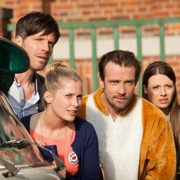 Schmidt - Chaos auf Rezept (1. Staffel, 8 Folgen) (RTL) / Lucas Gregorowicz / Julia Hartmann / Tim Bergmann / Valerie Niehaus Poster