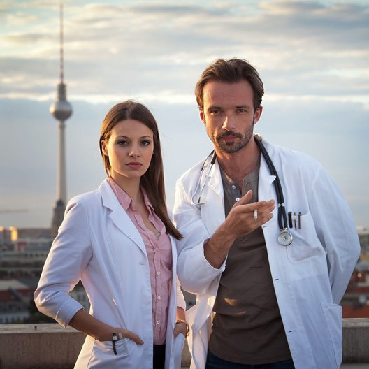 Schmidt - Chaos auf Rezept (RTL) / Lucas Gregorowicz / Julia Hartmann Poster