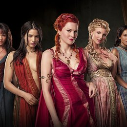 Spartacus: Blood and Sand / Erin Cummings / Katrina Law / Lucy Lawless / Viva Bianca / Lesley-Ann Brandt Poster
