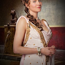 Spartacus: Blood and Sand / Lucy Lawless Poster