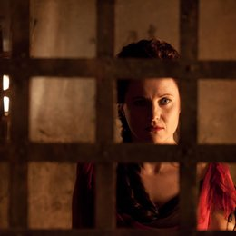 Spartacus: Vengeance (2. Staffel, 10 Folgen) / Lucy Lawless Poster