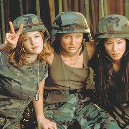 3 Engel für Charlie / Drew Barrymore / Cameron Diaz / Lucy Liu Poster