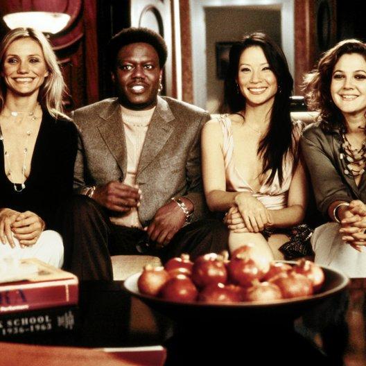 3 Engel für Charlie - Volle Power / Cameron Diaz / Bernie Mac / Lucy Liu / Drew Barrymore Poster
