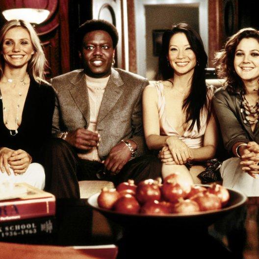 3 Engel für Charlie - Volle Power / Cameron Diaz / Lucy Liu / Drew Barrymore Poster