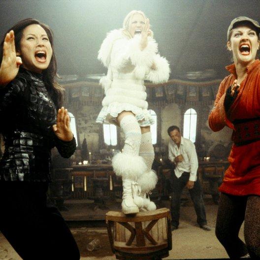 3 Engel für Charlie - Volle Power / Lucy Liu / Cameron Diaz / Drew Barrymore Poster