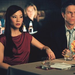 Ally McBeal: Season 4.1 Collection / Lucy Liu / Greg Germann Poster