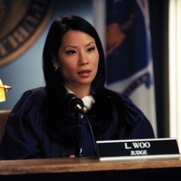 Ally McBeal: Season 5.1 Collection / Lucy Liu Poster