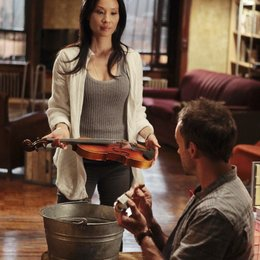 Elementary / Lucy Liu Poster