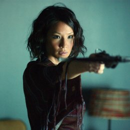 Rise: Blood Hunter / Lucy Liu Poster