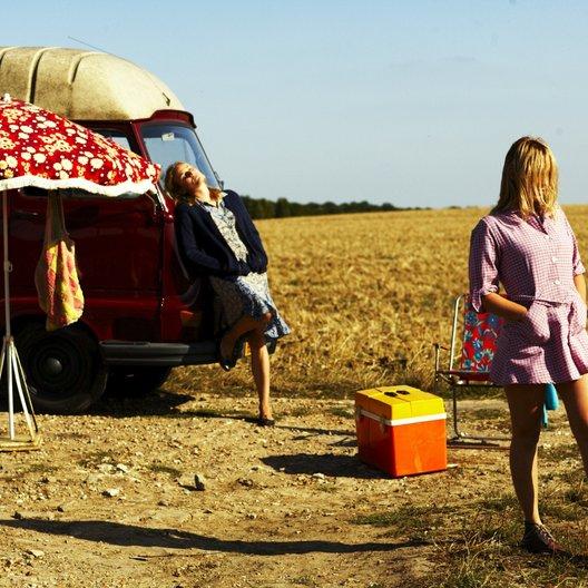 Barfuß auf Nacktschnecken / Diane Kruger / Ludivine Sagnier Poster