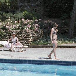 Swimming Pool / Charlotte Rampling / Ludivine Sagnier Poster