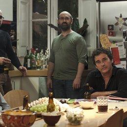 Freitag in Barcelona, Ein / Alberto San Juan / Luis Tosar / Javier Cámara / Eduardo Noriega