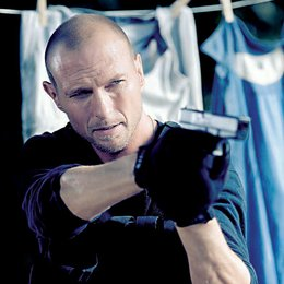 Inside - Deadly Prison / Luke Goss Poster