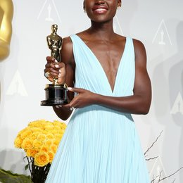 Lupita Nyong'o / 86th Academy Awards 2014 / Oscar 2014 Poster
