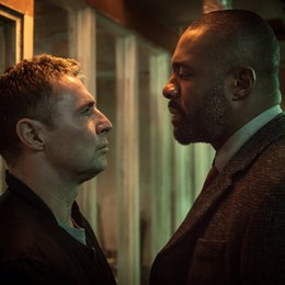 Luther (3. Staffel) / Idris Elba / David O'Hara Poster