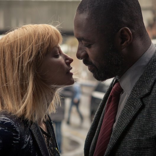 Luther (3. Staffel) / Sienna Guillory / Idris Elba Poster