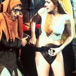 Was Sie schon immer über Sex wissen wollten... / Woody Allen Poster