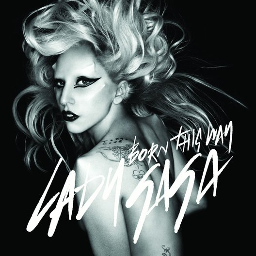 """Born This Way"" von Lady GaGa Poster"