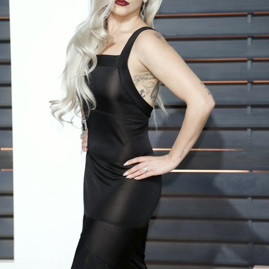 Ladey Gaga / Vanity Fair Oscar Party 2015 Poster