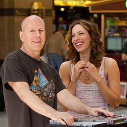 Lady Vegas / Lay the Favorite / Bruce Willis / Rebecca Hall Poster