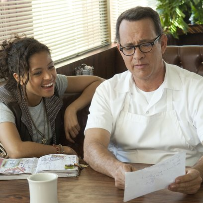 Larry Crowne / Gugu Mbatha-Raw / Tom Hanks Poster