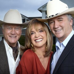 Dallas (1. Staffel) / Larry Hagman / Linda Gray / Patrick Duffy Poster