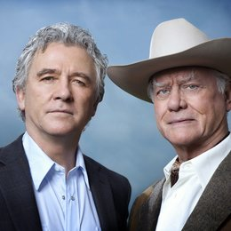 Dallas (1. Staffel) / Larry Hagman / Patrick Duffy Poster
