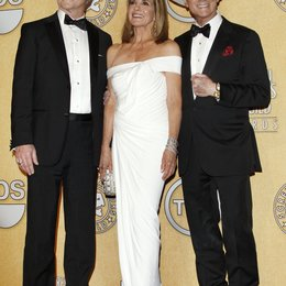 Patrick Duffy / Linda Gray / Larry Hagman / 18th annual Screen Actor Guild Awards / SAG Award 2011 Poster