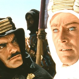 Lawrence von Arabien / Peter O'Toole / Omar Sharif Poster