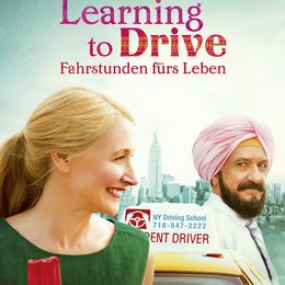 Learning to Drive - Fahrstunden fürs Leben Poster