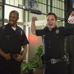 Let's Be Cops - Die Party Bullen / Damon Wayans Jr. / Jake Johnson Poster
