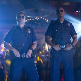 Let's Be Cops - Die Party Bullen / Jake Johnson / Damon Wayans Jr. Poster