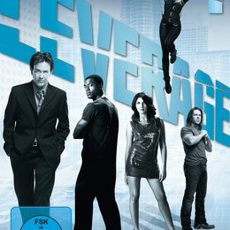 Leverage - Staffel 1 Poster