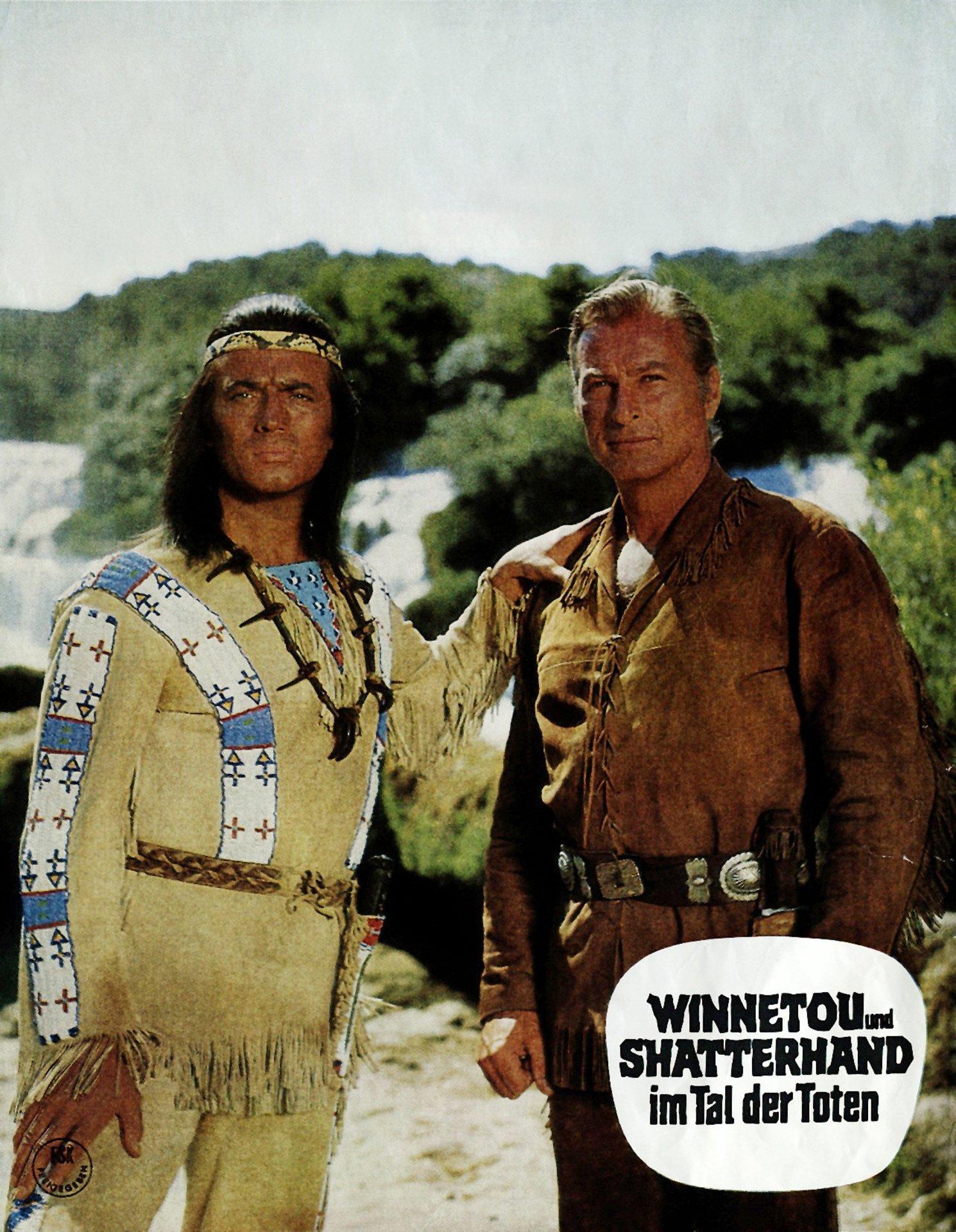 Winnetou Und Old Shatterhand Ganzer Film Deutsch