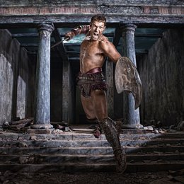 Spartacus: Vengeance (2. Staffel, 10 Folgen) / Spartacus: Blood and Sand / Liam McIntyre Poster